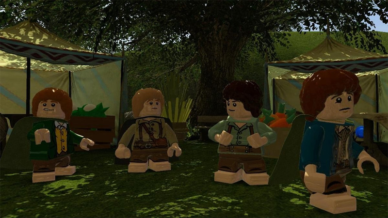 Gameplay-lego-lord-of-the-rings