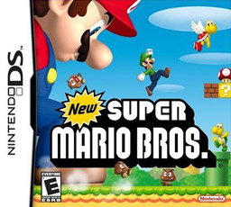 Game-new-super-mario-bros